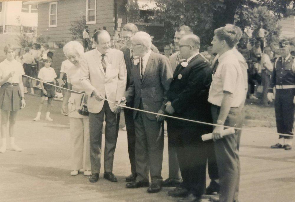 1970 - Linus & Mary Ulbricht