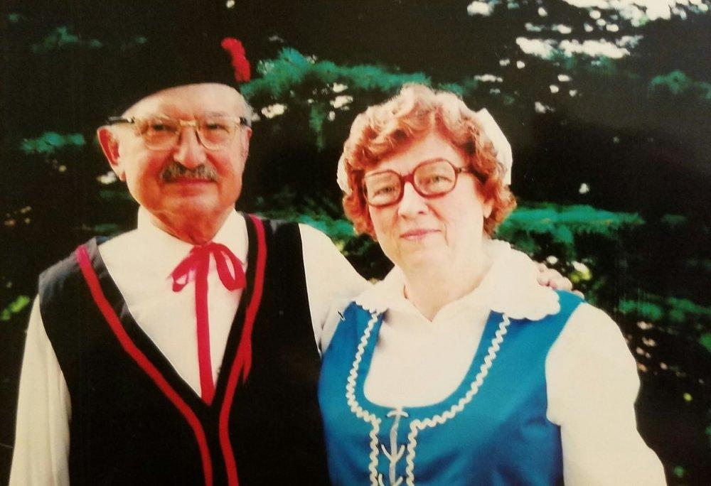 1985 - Joe & Franny Kohout