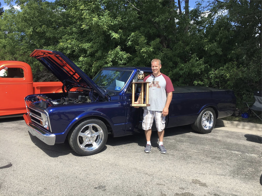 2017 Best of Show - 1968 Chevrolet C10 Pickup
