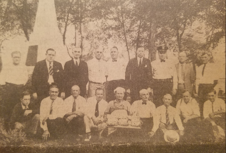 Kolacky Day Committee - 1932-1933