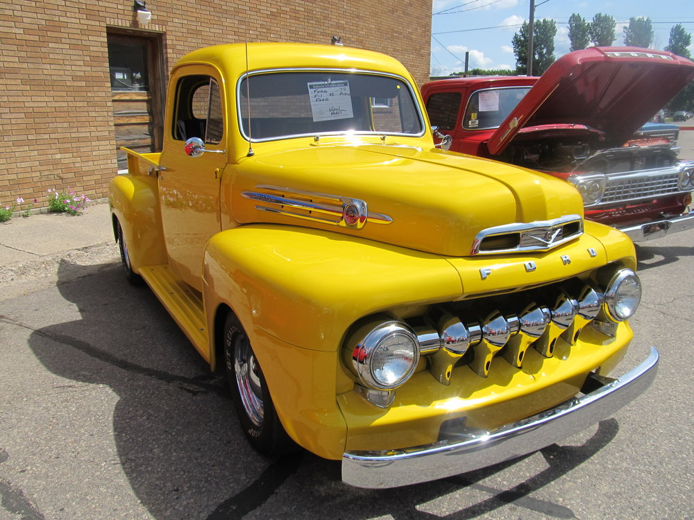 AE - JUDD -Kolacky days car show- yellow truck.jpg