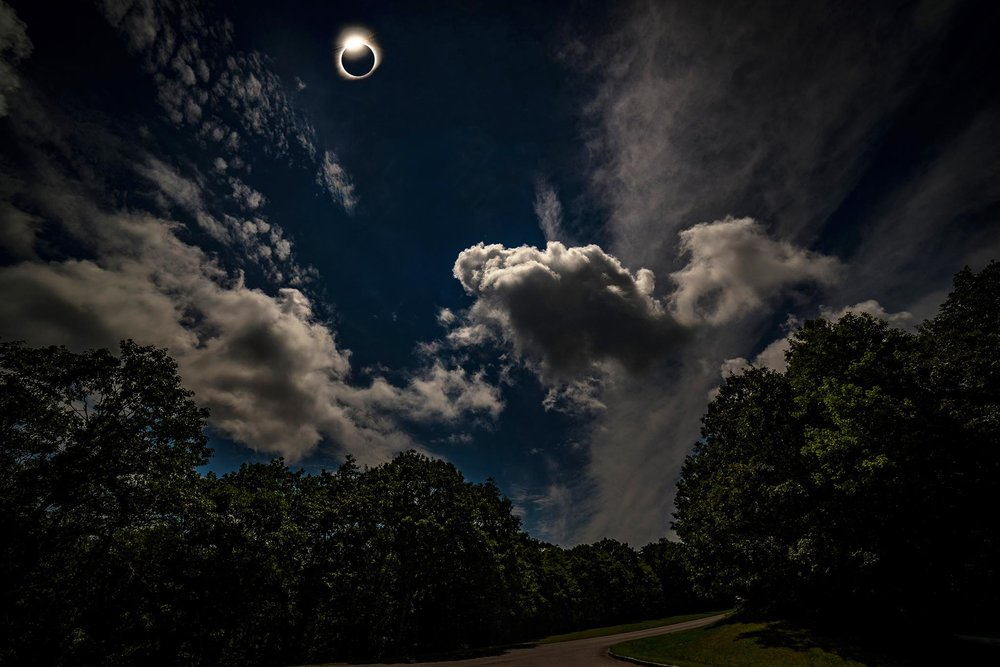 2018 Grand Prize Winner at the Appalachian Mountain Photography Competition -See Solar Eclipse Gallery