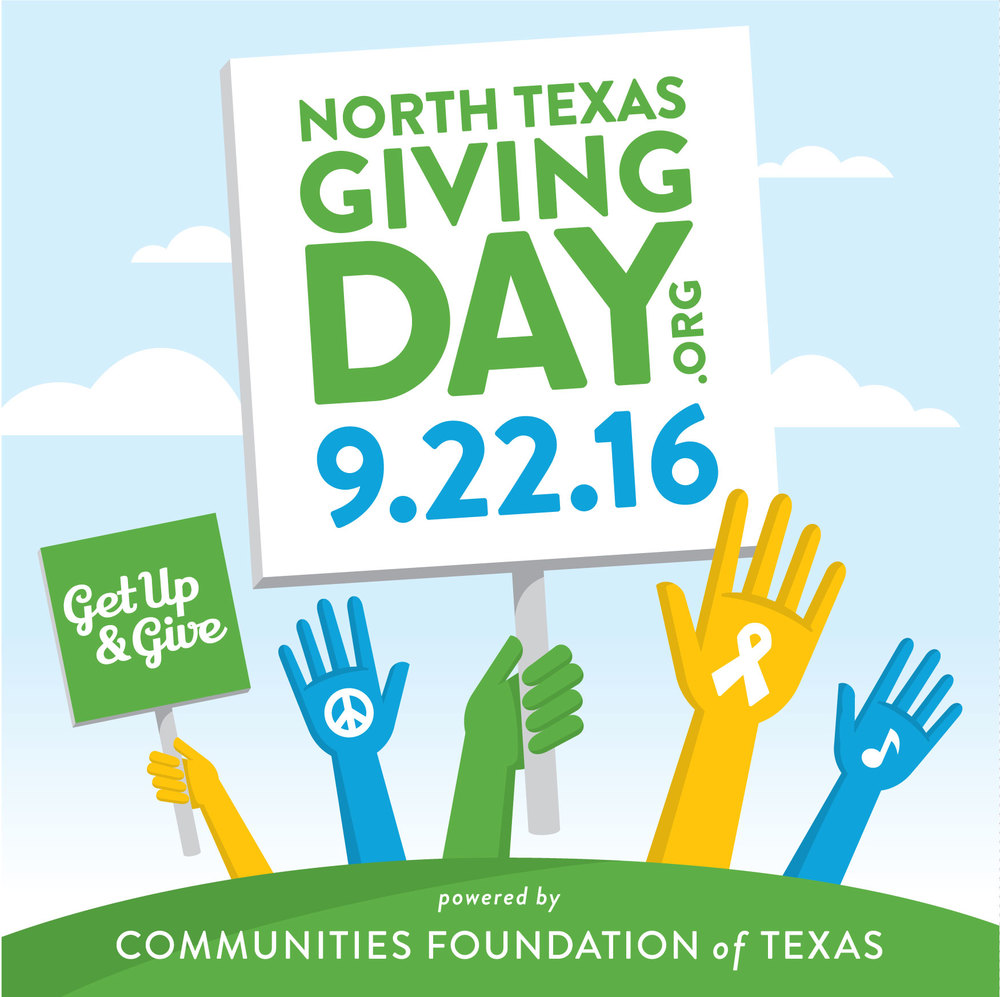 North Texas Giving Day is an online giving event for North Texas nonprofits on one day: September 22, 2016. Click here to support the NExT Region of Destination Imagination!