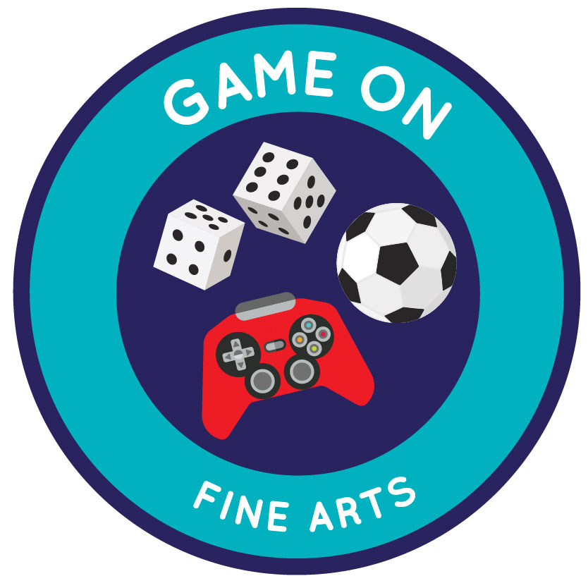18-19 Challenge Logo FINE ARTS-Game On CMYK-01.jpg