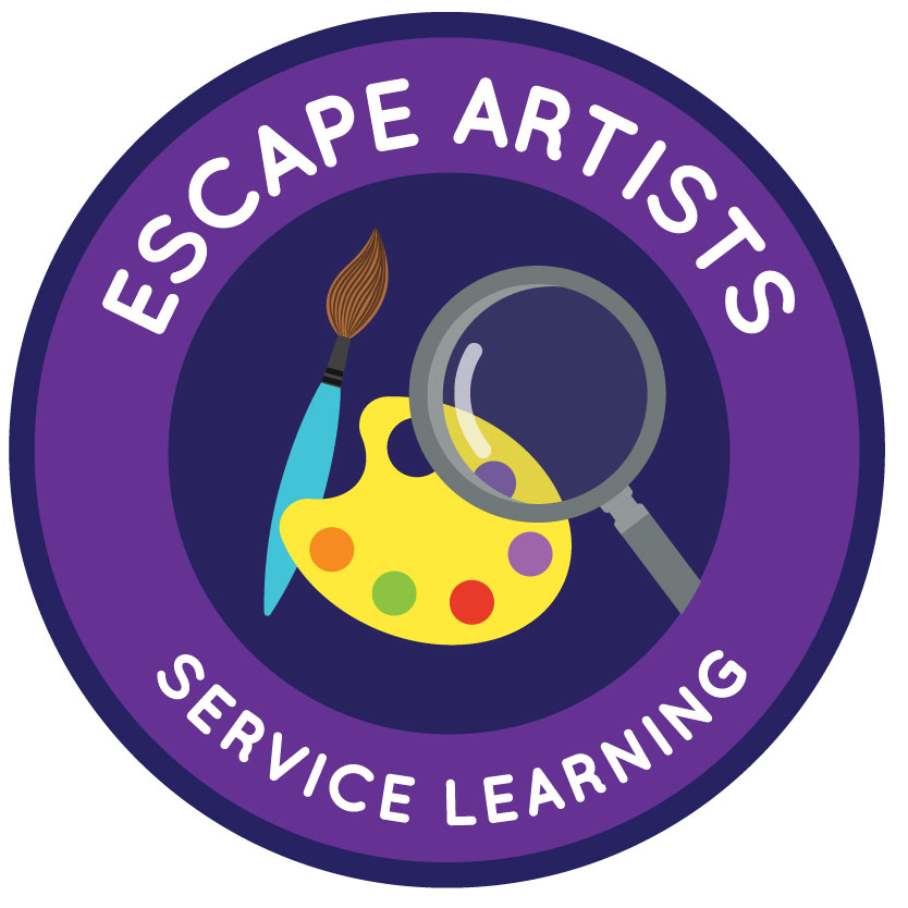 18-19 Challenge Logo SERVICE LEARNING-Escape Artists CMYK-01.jpg