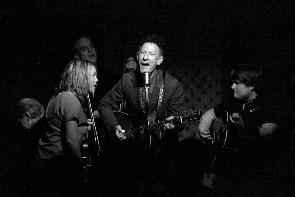 Lyle Lovett, Sean & Sara Watkins, Largo Los Angeles