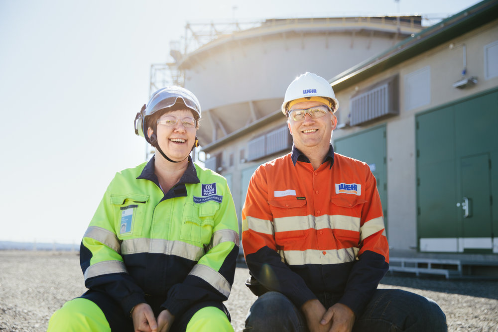 Weir Minerals industrial