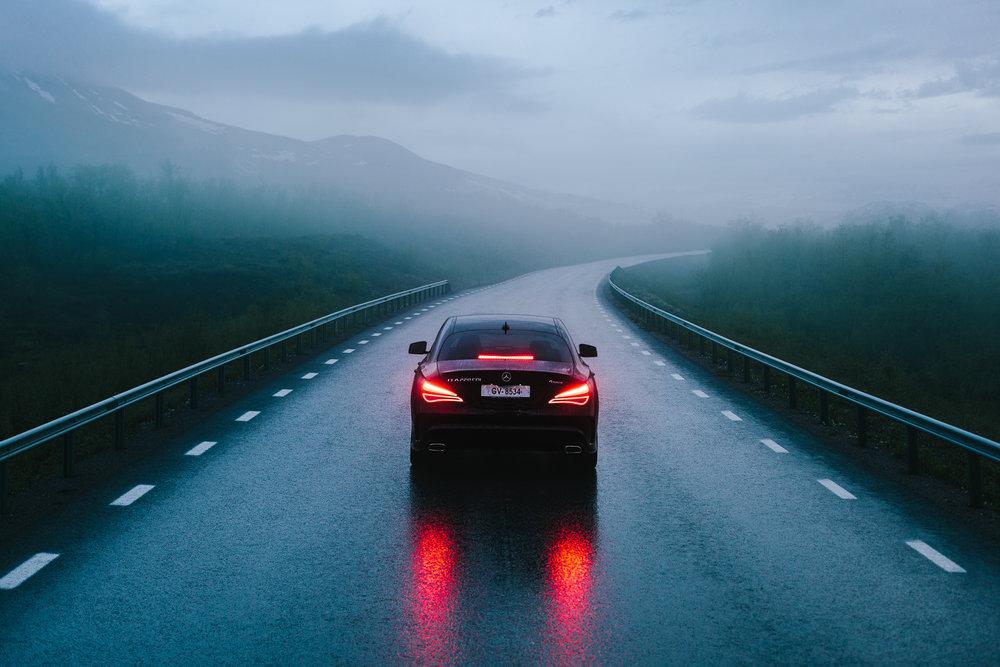 Mercedes Benz moody