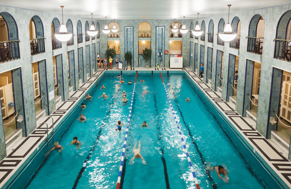Helsinki Yrjönkatu uimahalli