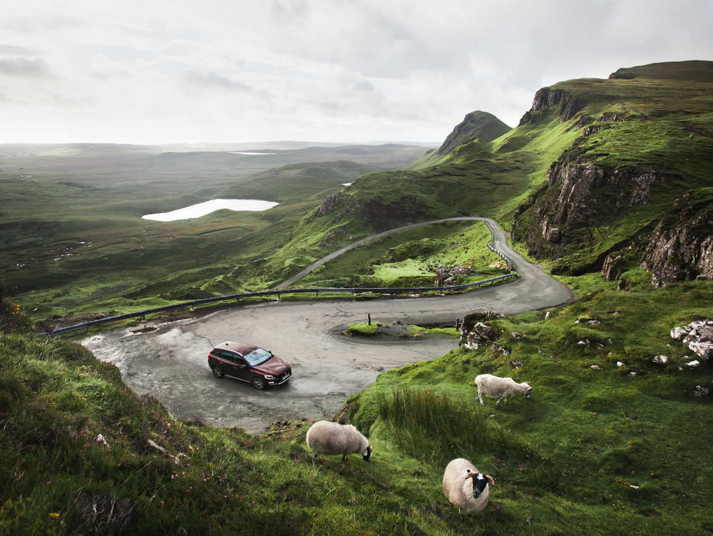 Volvo UK Scotland