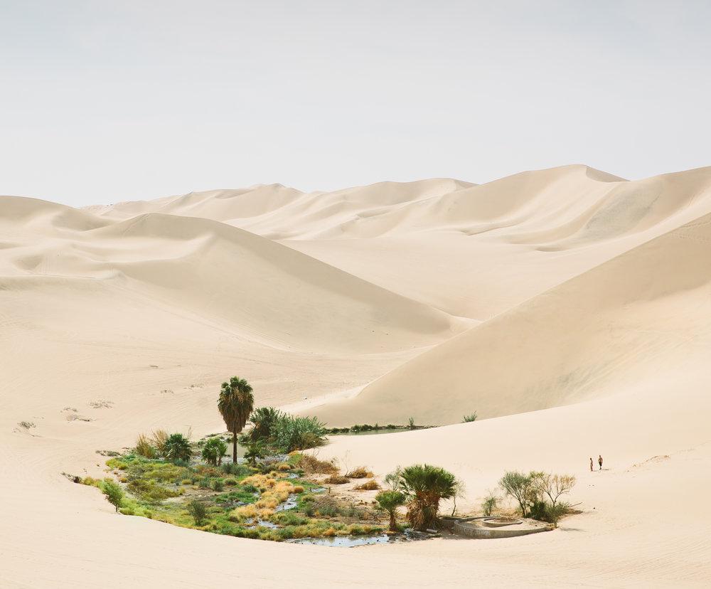 Kilroy Travels Peru