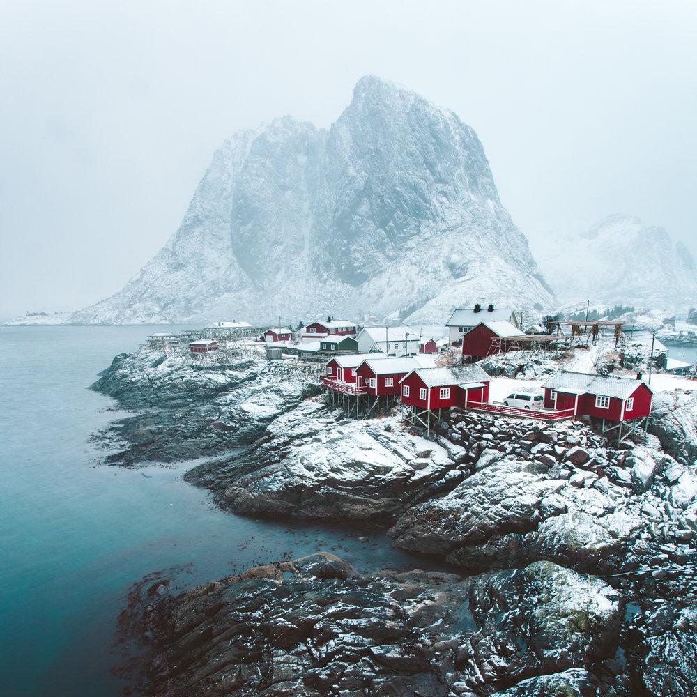 Aether Apparel Norway Lofoten