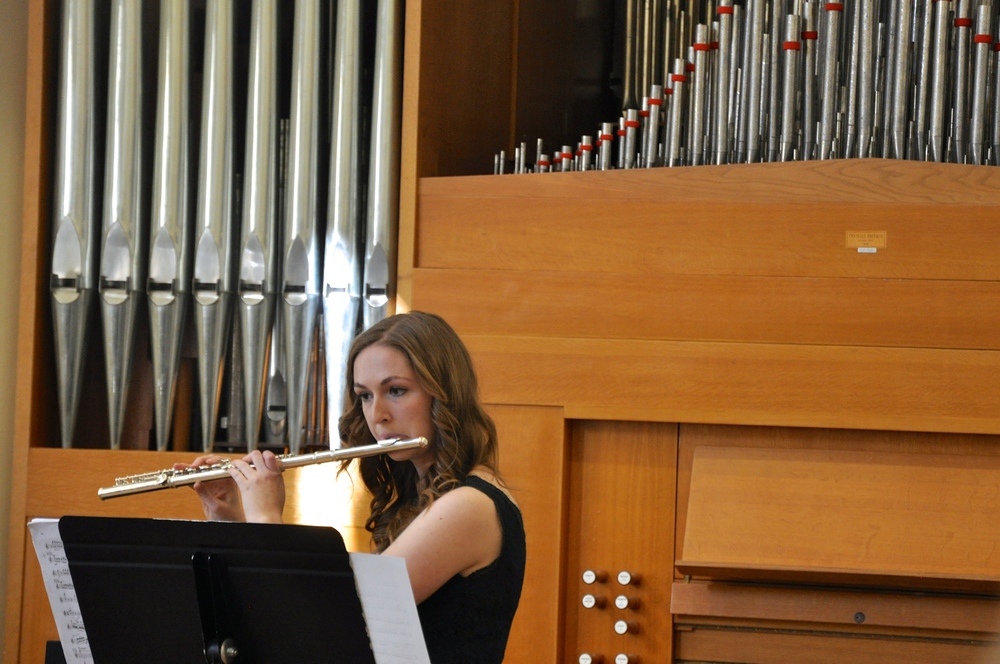 Solo Recital, March 2015