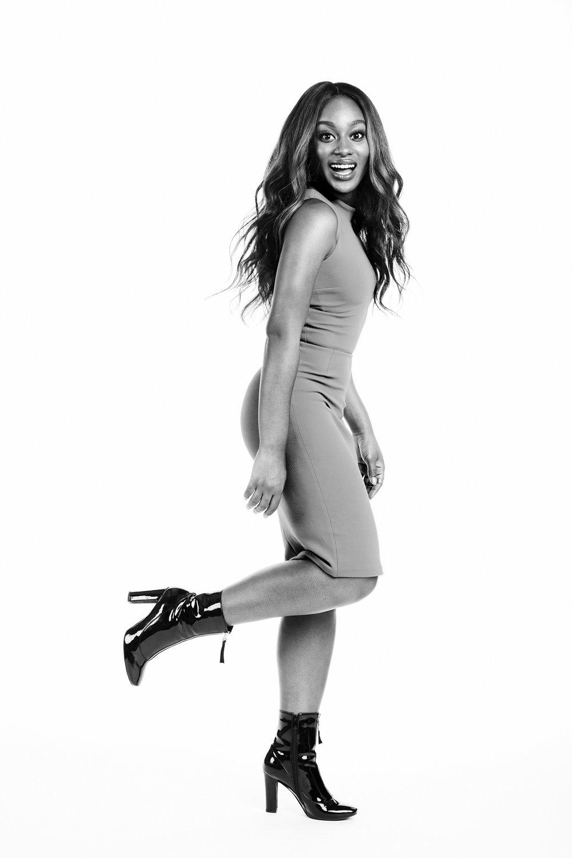 Beauty Blogger Monica Veloz