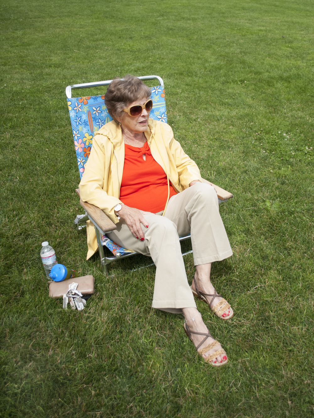 Soccer Grandma, 2016