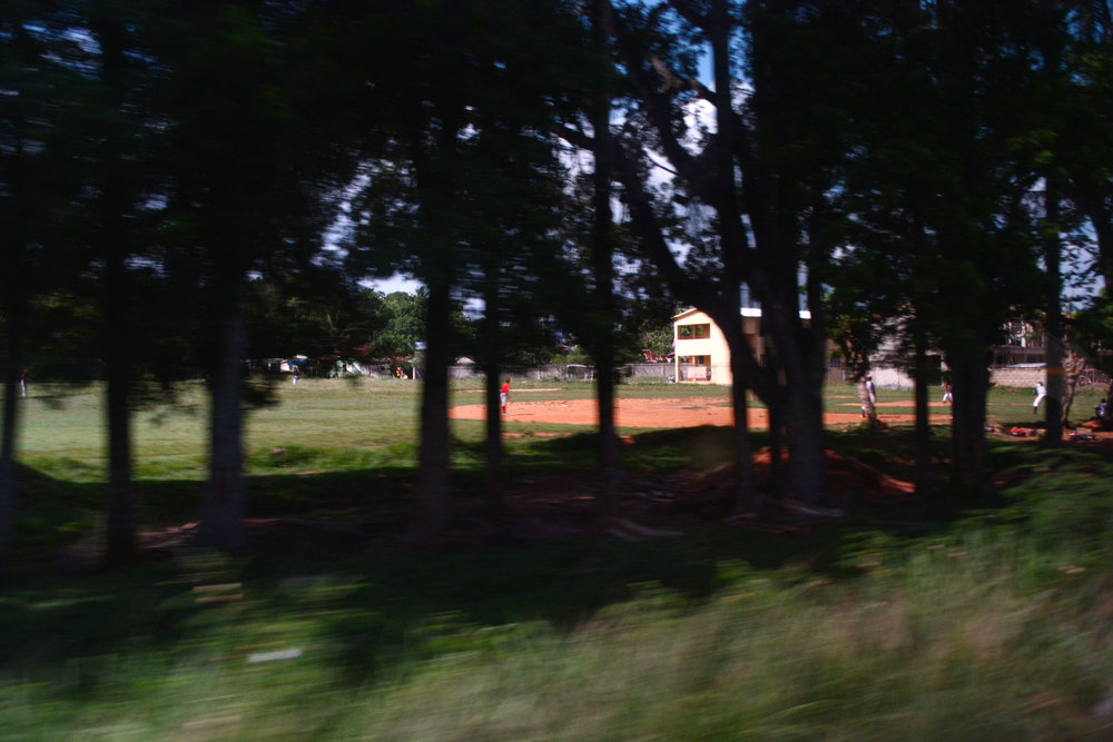 Dominican Drive By: Ball Players, 2016