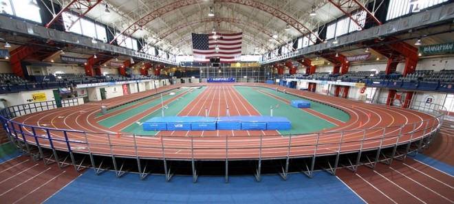 Section 1 contests most of their meets at The New Balance Track & Field Center at The Armory