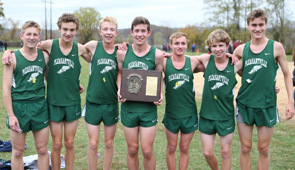 The Pleasantville Boys were the highest ranked Section 1 boys team in NY State this season. - Photo by John Nepolitan