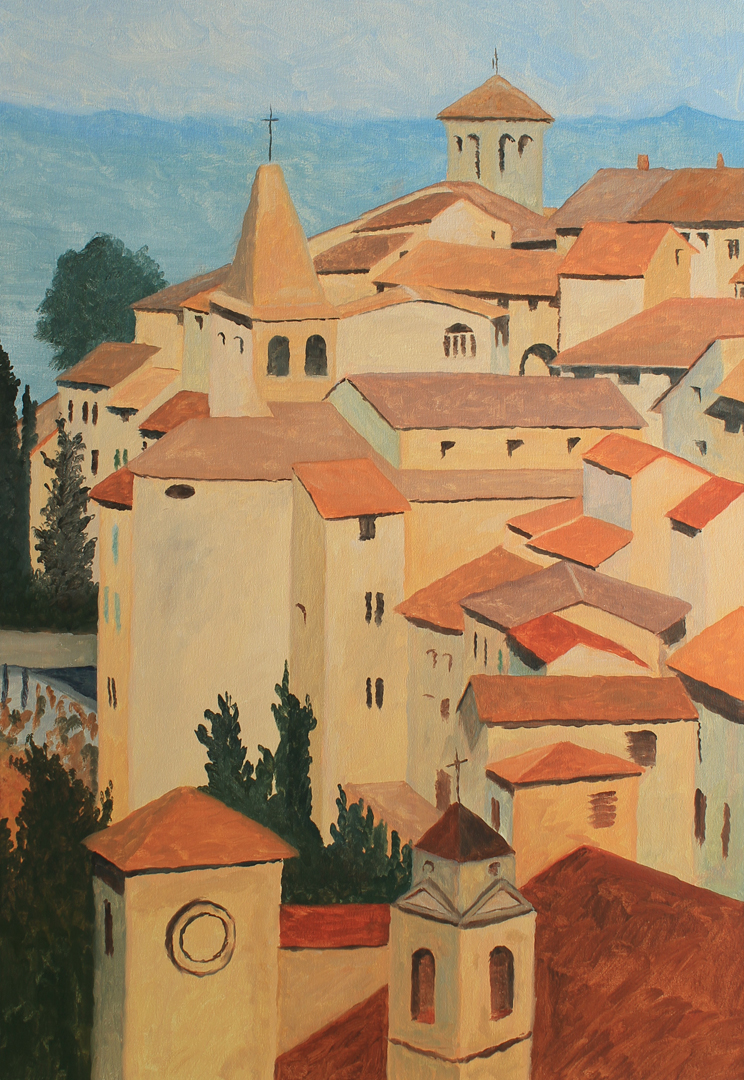 anghiari 2016 oil on canvas 38 x 26 in.