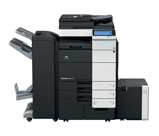 A3 Colour Photocopier Range -