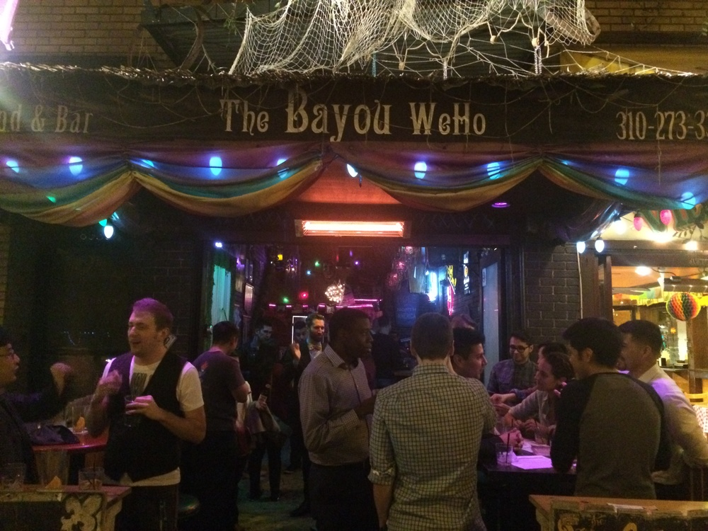 LGBT Happy Hour @ The Bayou