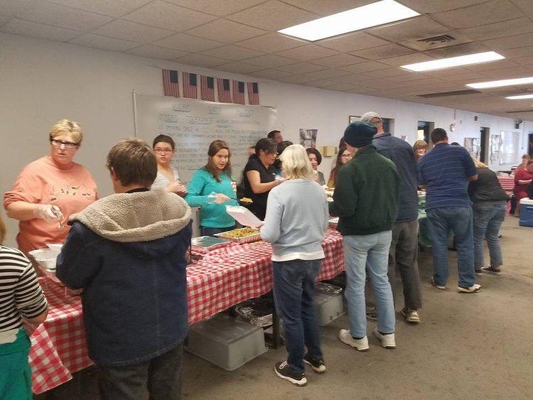 Thanksgiving Day Outreach — SingleMomzRock