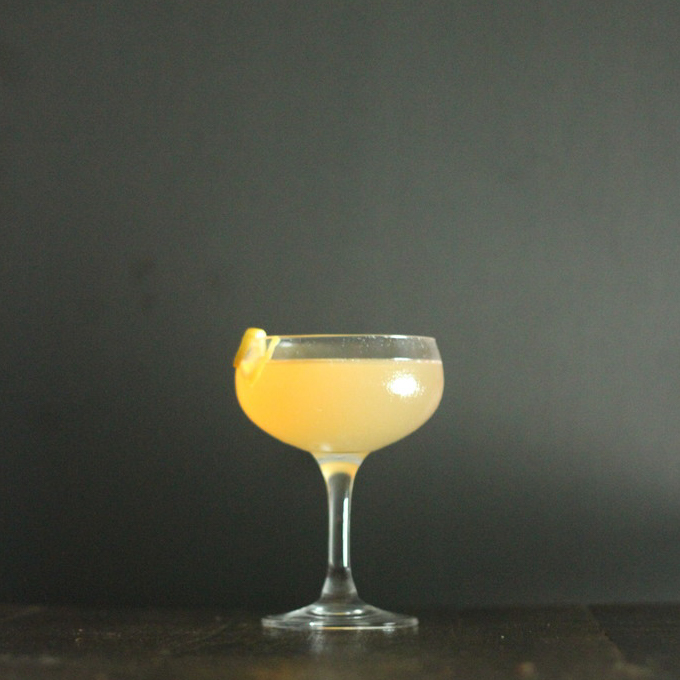 "The ""So Festive"" Cocktail"