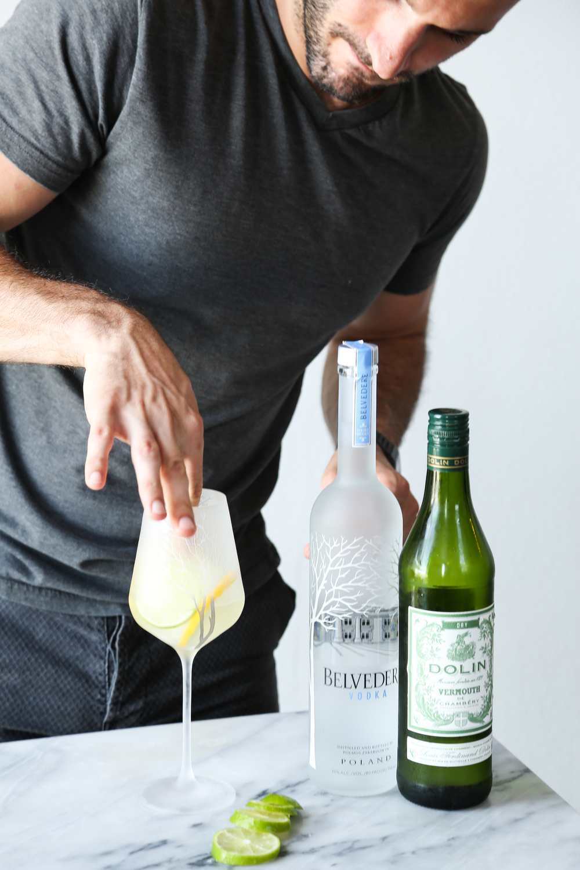 Belvedere Citrus Spritz