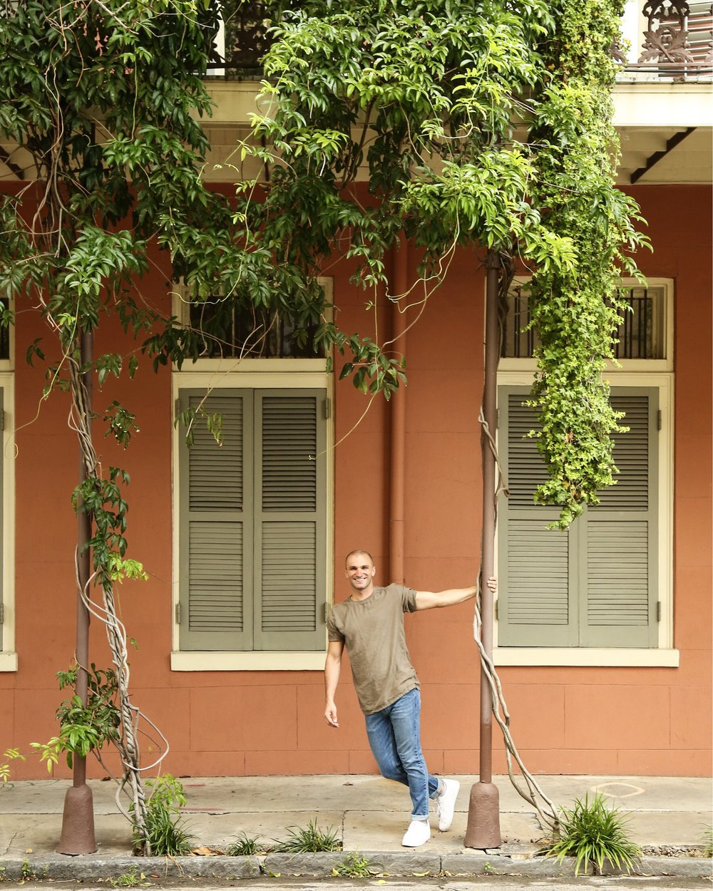 Lol look at this gorgeous vine-covered home we will never be able to afford!