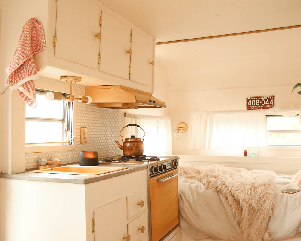 vintage camper renovation 3