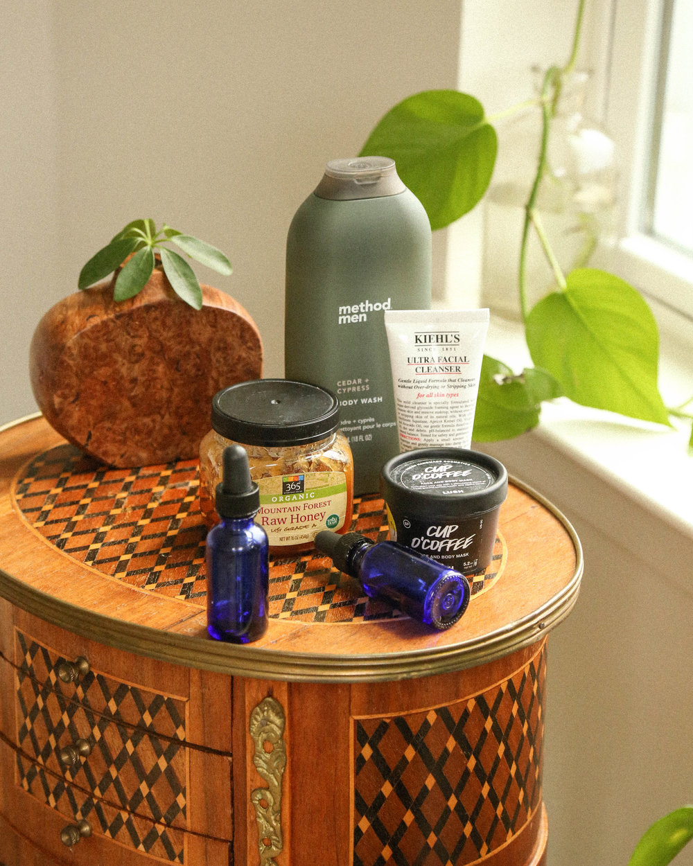 skincare (bath and body) for men
