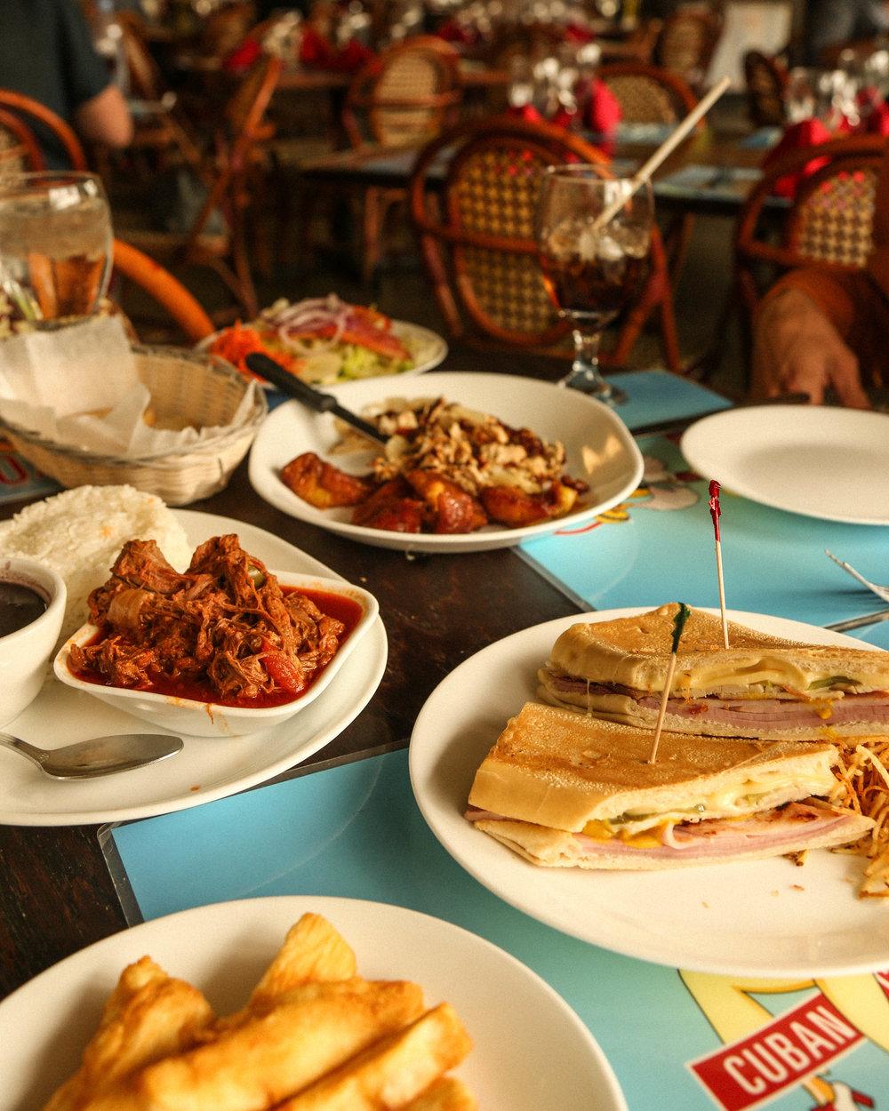 Sazón Cuban Restaurant