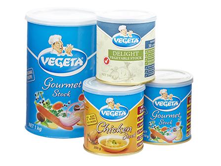 Composite Cans - Vegeta Stock Range