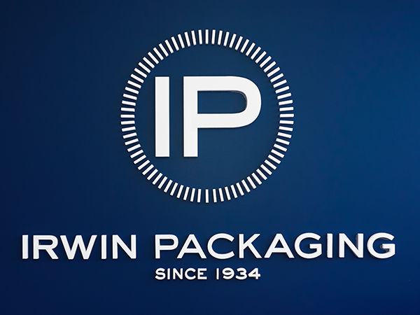 Irwin Packaging Logo