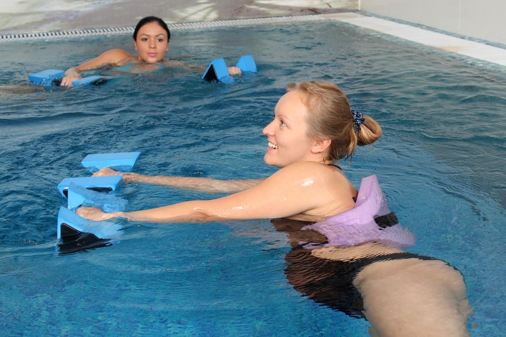 Ante natal Aqua aerobics