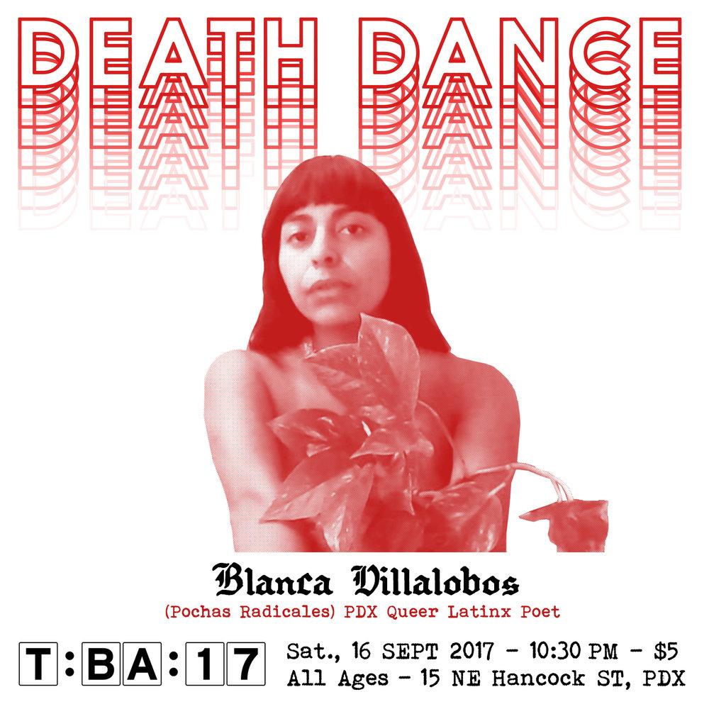Death Dance, TBA:17