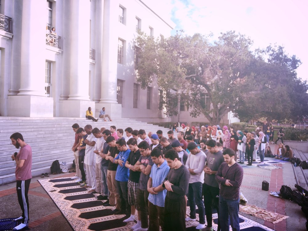 The Muslim student community at Berkeley. - Learn more about us and the work we do...