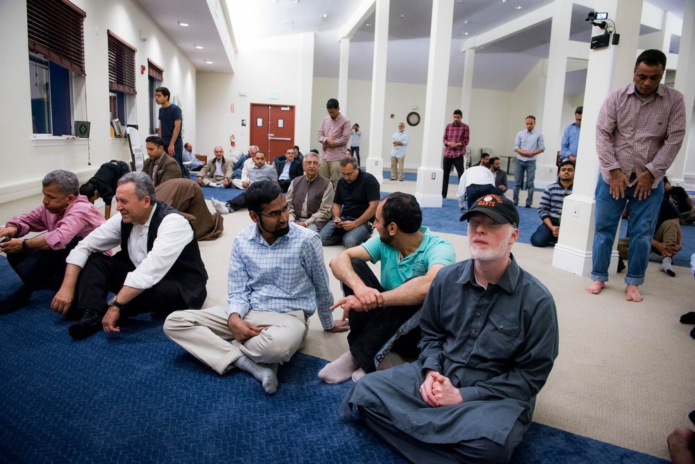 Berkeley Masjid - 2716 Derby StFriday service: YesPrayers in congregation: YesOn-campus: NoLocated 10 minutes from campus, Berkeley Masjid is our home away from home. Also offers a great study space and a weekly iftar on Thursdays.