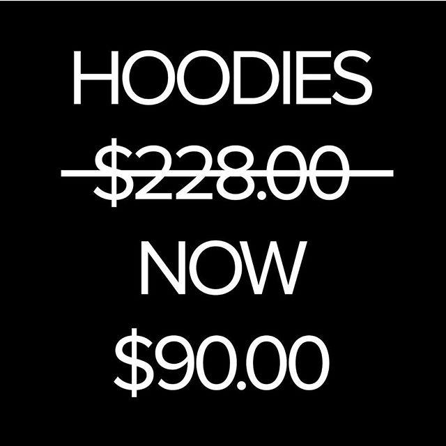 Black Friday Deals start today! 1/4 Zip Hoodies only $90.00! #MadeInCanada #BlackFriday