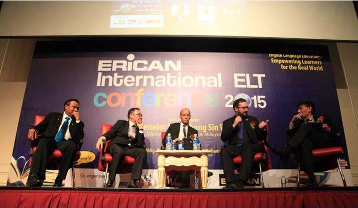 Erican International ELT Conference 2015
