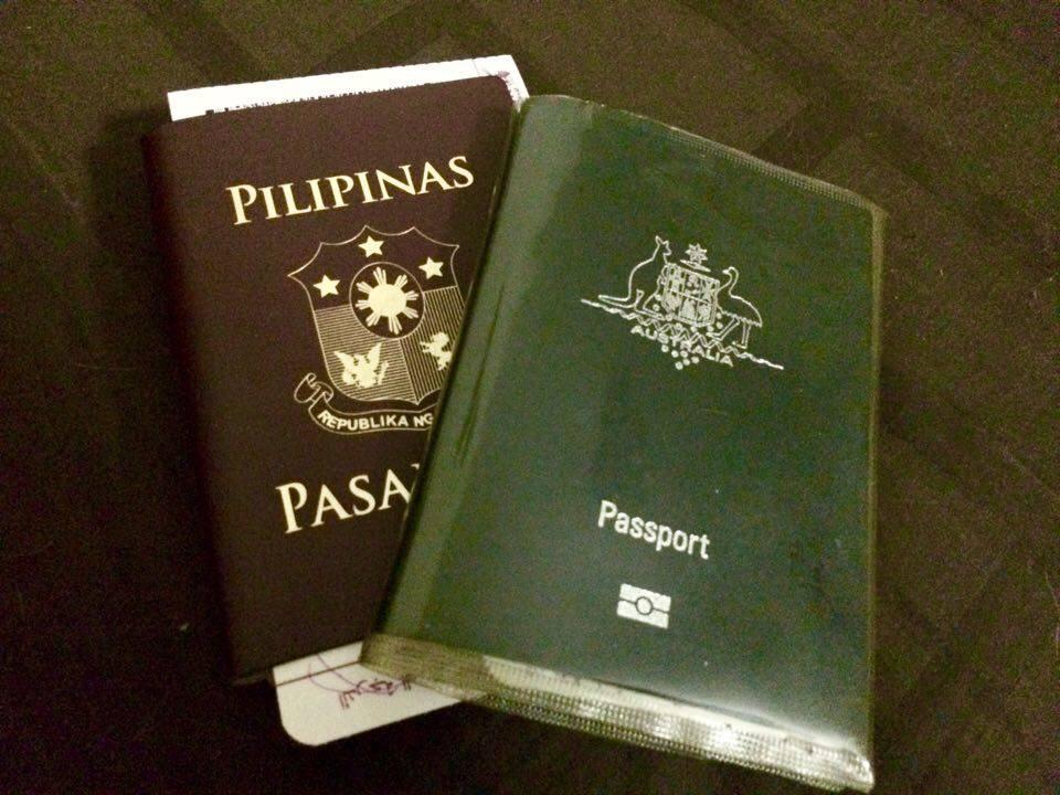 Philippine Australian Passport