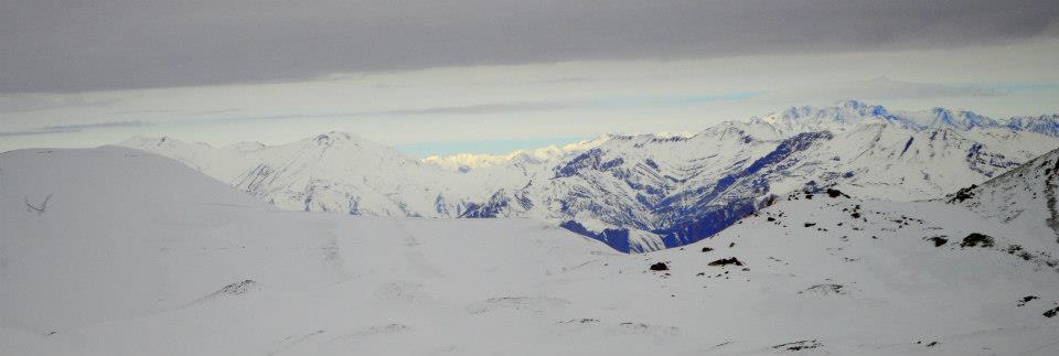 The Alborz Mountains