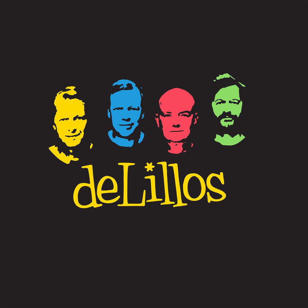 DeLillos: Nettside, design og foto