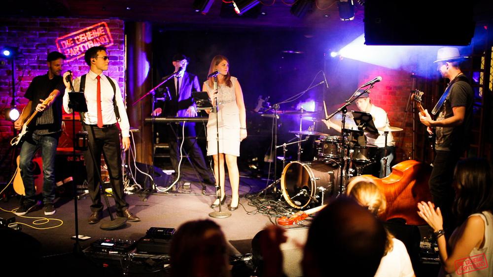 DGP im Night Club (Bayerischer Hof)