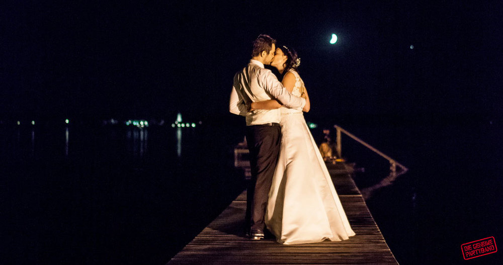 Hochzeitsband München - Traumhochzeit