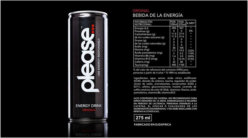 Original Energy Drink