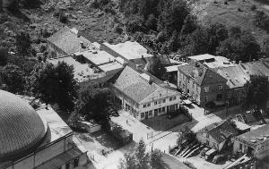 Første lokasjon i 1920 årenevarved Colosseum iOslo