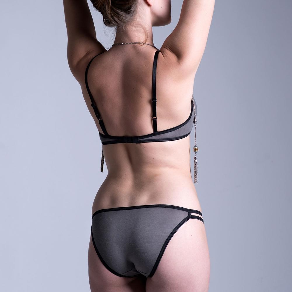 Double String Bikini Panties