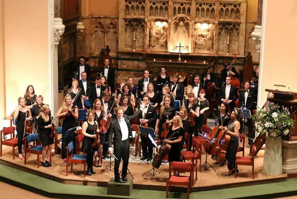 Our concerts have raised over £20,000 for charities