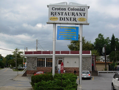 Croton Dinner located on the corner of 9A and 129 in Croton-on-Hudson, NY. Great food at a family run business!